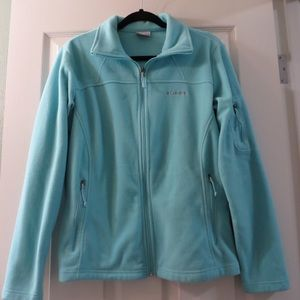 Columbia Tiffany/baby blue sweater